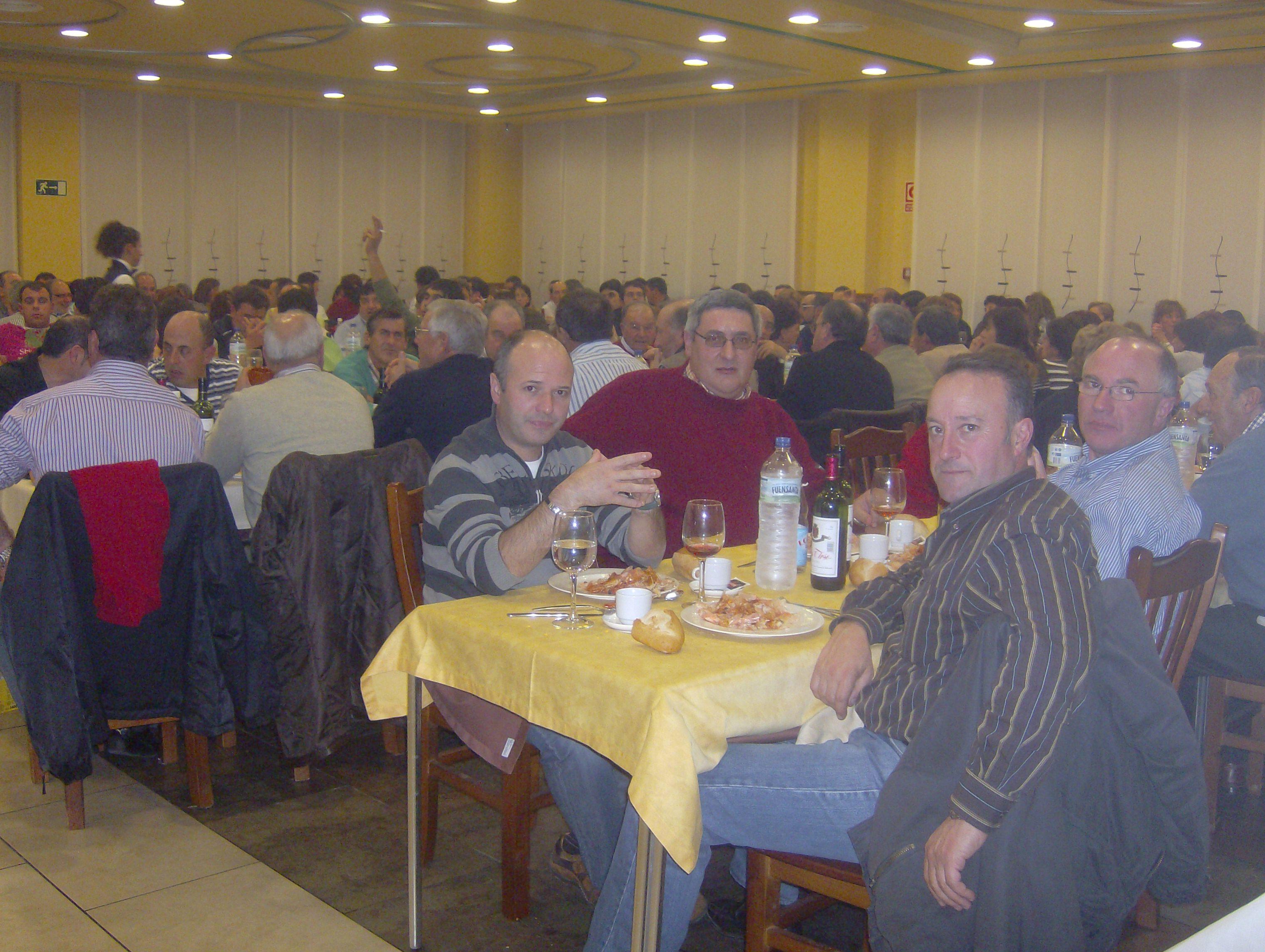 Foto de la cena
