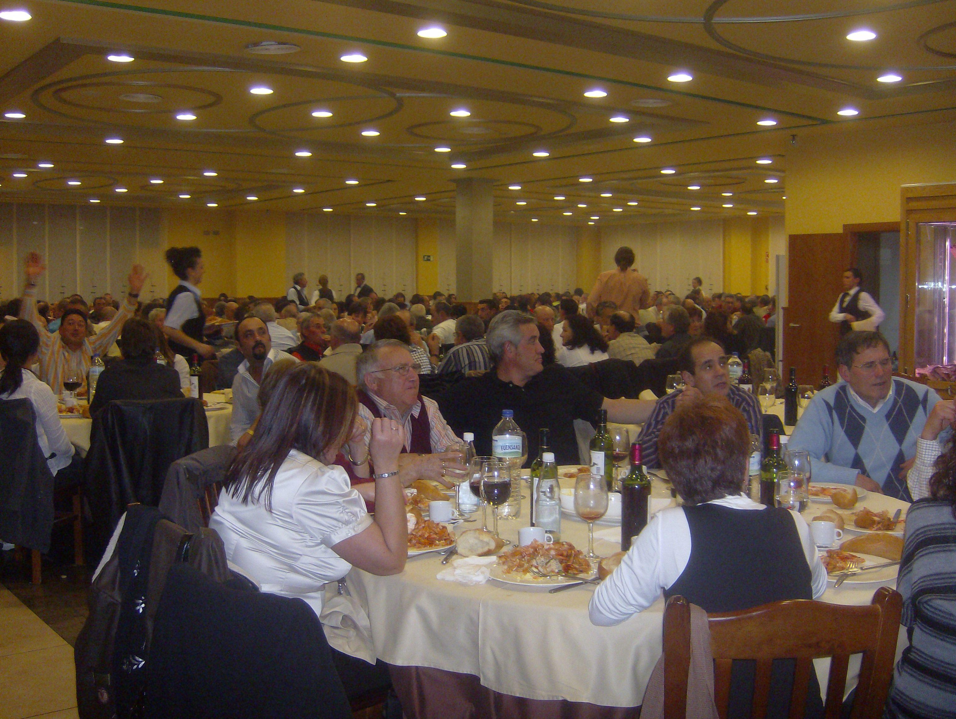 Foto general de todos los asistentes