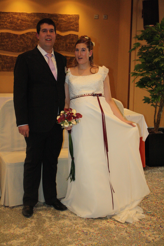 Imagen de la boda de Diego y Noelia
