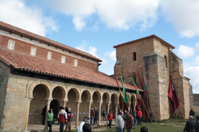 Foto del Monasterio de San Miguel de Escalada