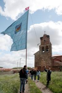 Saliendo de Santa Elena de Jamuz